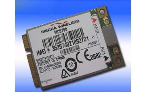 3G модем  Sierra Wireless AirPrim MC8790