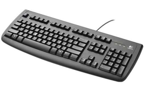 Клавіатура USB Logitech Deluxe 250 Y-UT76
