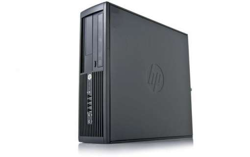 Системний блок HP Compaq Pro 4300 SFF-Intel Core-i3-3220-3,3GHz-4Gb-DDR3-HDD-500Gb-DVD-RW-W7P- Б/В