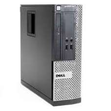 Cистемний блок Dell Optiplex 390 SFF-Intel Core-i3-2120-3.3GHz-4Gb-DDR3-HDD-250Gb-DVD-RW-W7P