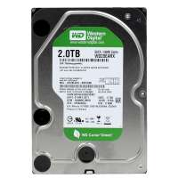 Жорсткий диск 3.5 SATA III WD 2TB 64МB