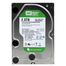 Жорсткий диск 3.5 SATA III WD 2TB 64МB - Б/В