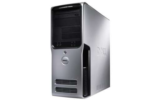 Системний блок Dell Dimension 9200-C2D-E4600-2.4GHz-2Gb-DDR2-HDD-250Gb-DVD-RW+NVIDIA Quadro FX 570(256МБ)
