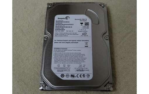 Жорсткий Диск Seagate 3,5 160Gb, HDD, SATA III
