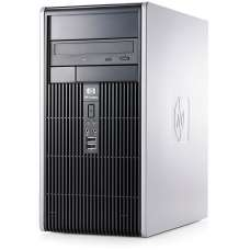 Системний блок HP Compaq dc5750-Mini tower-AMD-Athlon64 3500-2.2GHz-1Gb-DDR2-HDD-250Gb-DVD-R