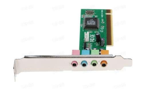 Звуковая карта DEXP 4.0 PCI