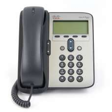 IP телефон Cisco IP Phone 7911 (без блока питания)- Б/У