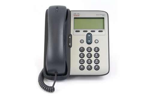 IP телефон Cisco IP Phone 7911 (без блока живлення)- Б/В