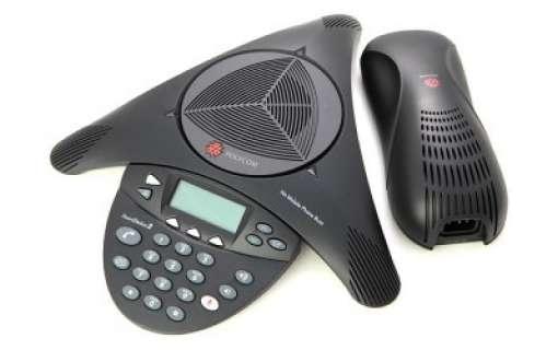Телефон для конференцій Polycom Soundstation2 EX- Б/В