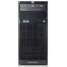 Сервер HP ProLiant ML 110-G6-Intel  Xeon X3430-2,4GHz-2Gb-DDR3-HDD-2*500Gb-DWD-R- Б/В