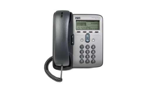 Новий IP телефон Cisco IP Phone 7911G (без блока живлення)- Б/В