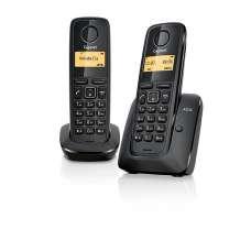 Телефон бездротової Gigaset A120 Black- Б/В