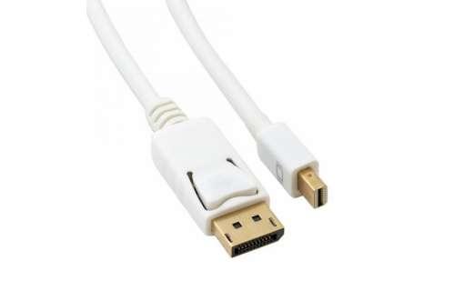Кабель mini DisplayPort - DisplayPort 1.5 м Б/В