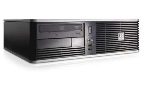 Системний блок HP Compaq dc5700-SFF-Intel Pentium E2160-1.8GHz-2Gb-DDR2-HDD-80Gb-DVD-R- Б/В