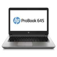 Ноутбук HP ProBook 645 G1- AMD A8-4500M-1,90GHz-4Gb-DDR3-320Gb-HDD-W14-Web-DVD-R-(B-)- Б/В