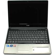 Ноутбук Acer ASPIRE 3820-Intel Core-I5-450M-2.40GHz-4Gb-DDR3-320Gb-HDD-W13.3-Web-AMD Radeon HD 5650M-(B-)- Б/В