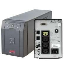 ДБЖ APC Smart-UPS SC 420 I (без батареї)- Б/В
