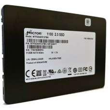 SSD Micron 512Gb 2.5 (SATA 6.0Gbps)- Б/В