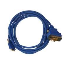 Інтерфейсний кабель CAB-SS-V35MT Cisco V.35 DTE 3 м (V.35 male - Smart Serial)-(Новий)- Б/В