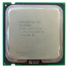 Процесор Intel Celeron 420-1,60GHz- Б/В
