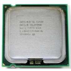 Процесор Intel Celeron E3400-2,60GHz- Б/В