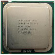 Процесор Intel Core 2 Duo E4400-2,00GHz- Б/В
