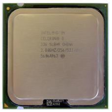 Процесор Intel Celeron D 336-2,80GHz- Б/В