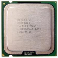 Процесор Intel Celeron D 346-3,06GHz- Б/В