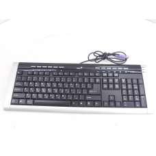 Клавіатура USB Genius KKB-2050HS- Б/В